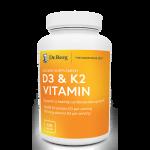 Vitaminas D3 y K2