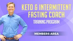 Dr. Berg's Keto and Intermittent Fasting Coach Certification