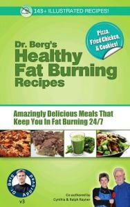 Dr. Bergs Healthy Fat Burning Recipes - Digital eBook