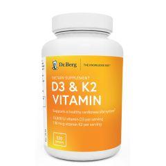 Dr.Berg D3K2 Vitamin 10000IU