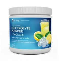 Original Dr.Berg electrolyte powder - lemonade flavor