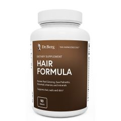 Dr.Berg Hair Formula. Hair Supplement