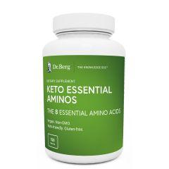 Dr.Berg Keto Aminos. 8 Essential amino acids