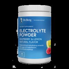 Electrolyte Powder Raspberry & Lemon 100 servings