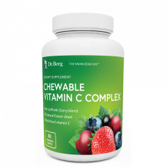 Dr.Berg Vitamin C Chewable waffers