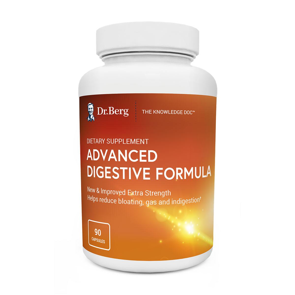 Advanced Digest formula