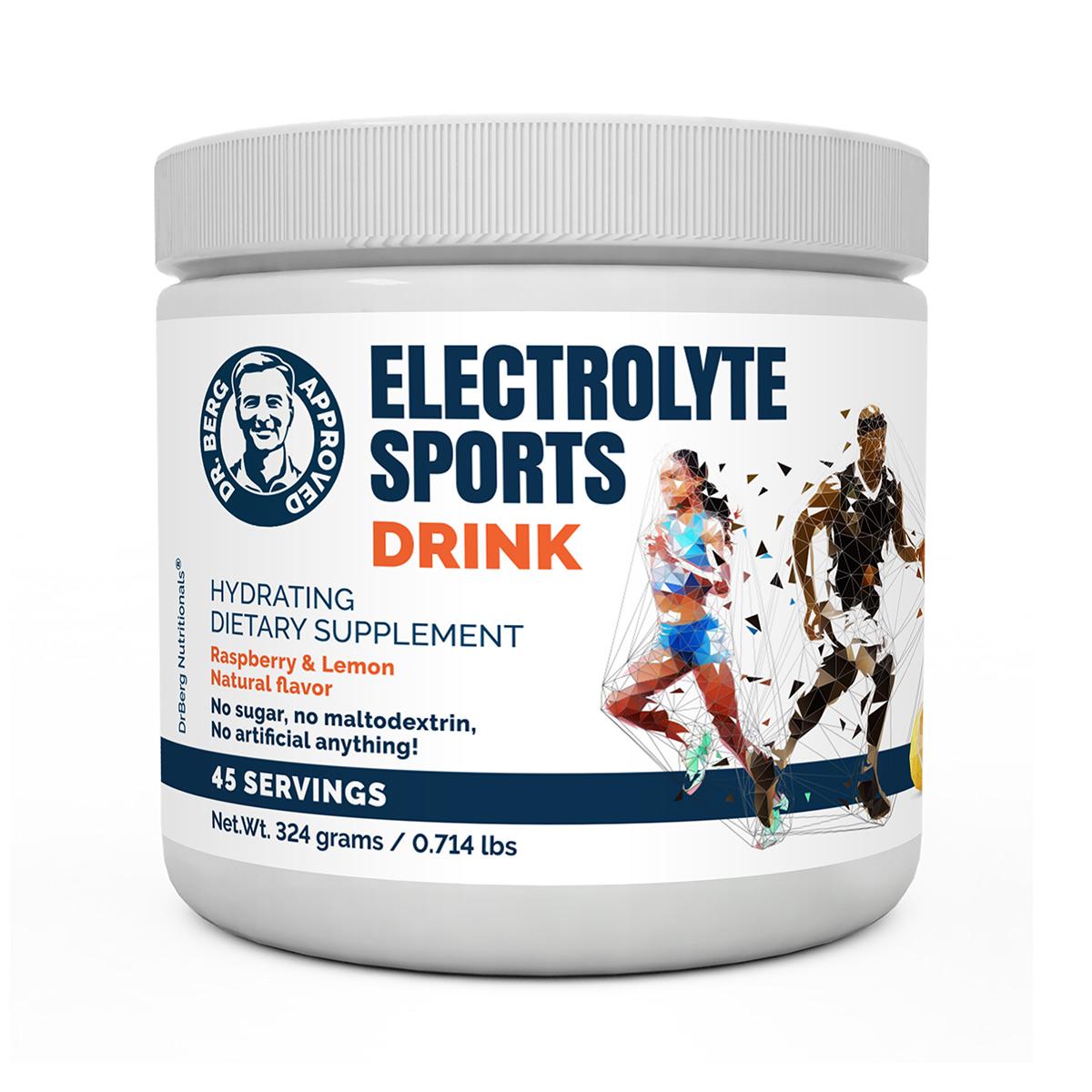 Electrolyte sports drink